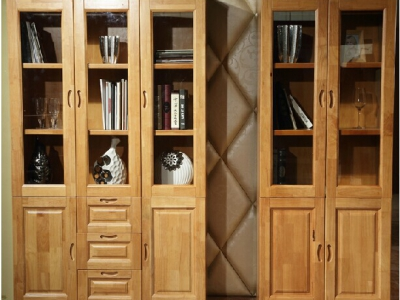 2~3 door bookcase