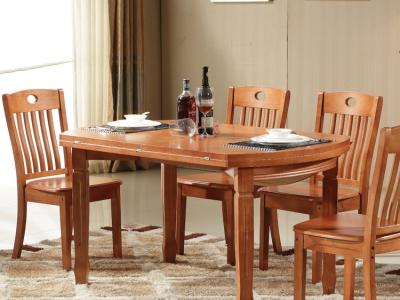 902#款 可折叠圆形餐桌