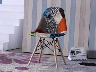 布艺休闲椅
