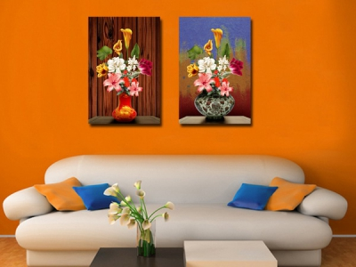 "decorative picture ""vase"""