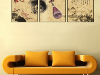chinese style decorative picture
