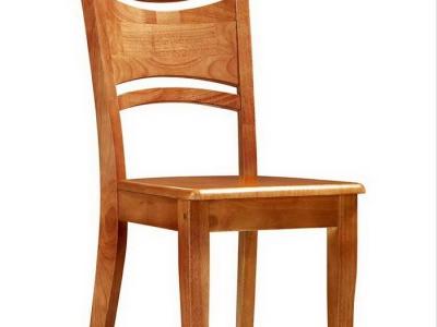 全实木餐椅 315#