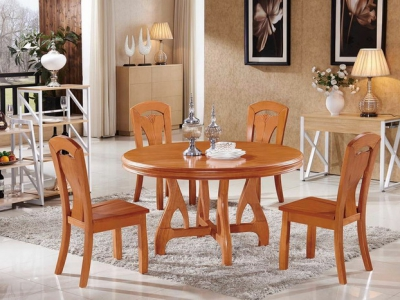 Round dining table T285#