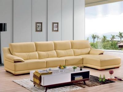 真皮组合沙发sofa_6015#