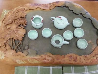 Tea tray C#