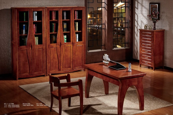 2~3 doors bookcase 601#